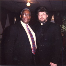 Bread Of Heaven Ministries: Bishop Rev. Lewis Rotenberry and Co-Pastor Rev. Walter Wilson