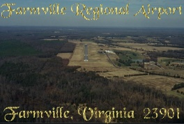 Farmville Regional Airport, Farmville, Virginia 23901 Home of EAA Chapter 1202 and Rothe Aviation Inc.