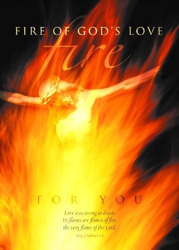 Return to: Jesus My First Love ~ Holy Fire