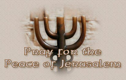 Pray for the Peace of Jerusalem! Hosted By: Lilly of the